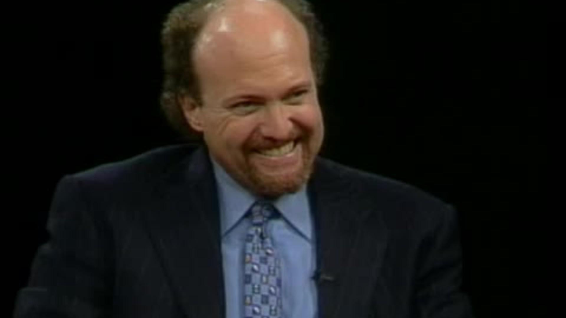 Jim Cramer — Charlie Rose
