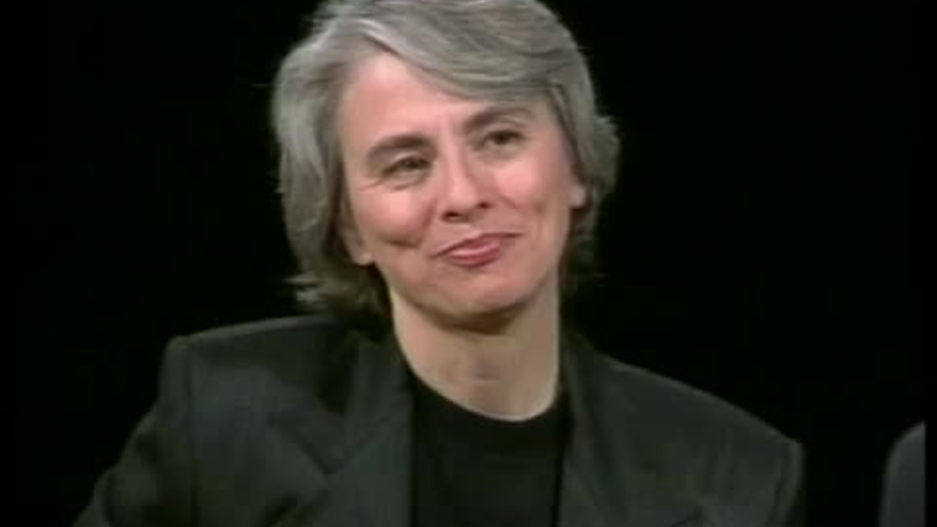 Camille Paglia Charlie Rose
