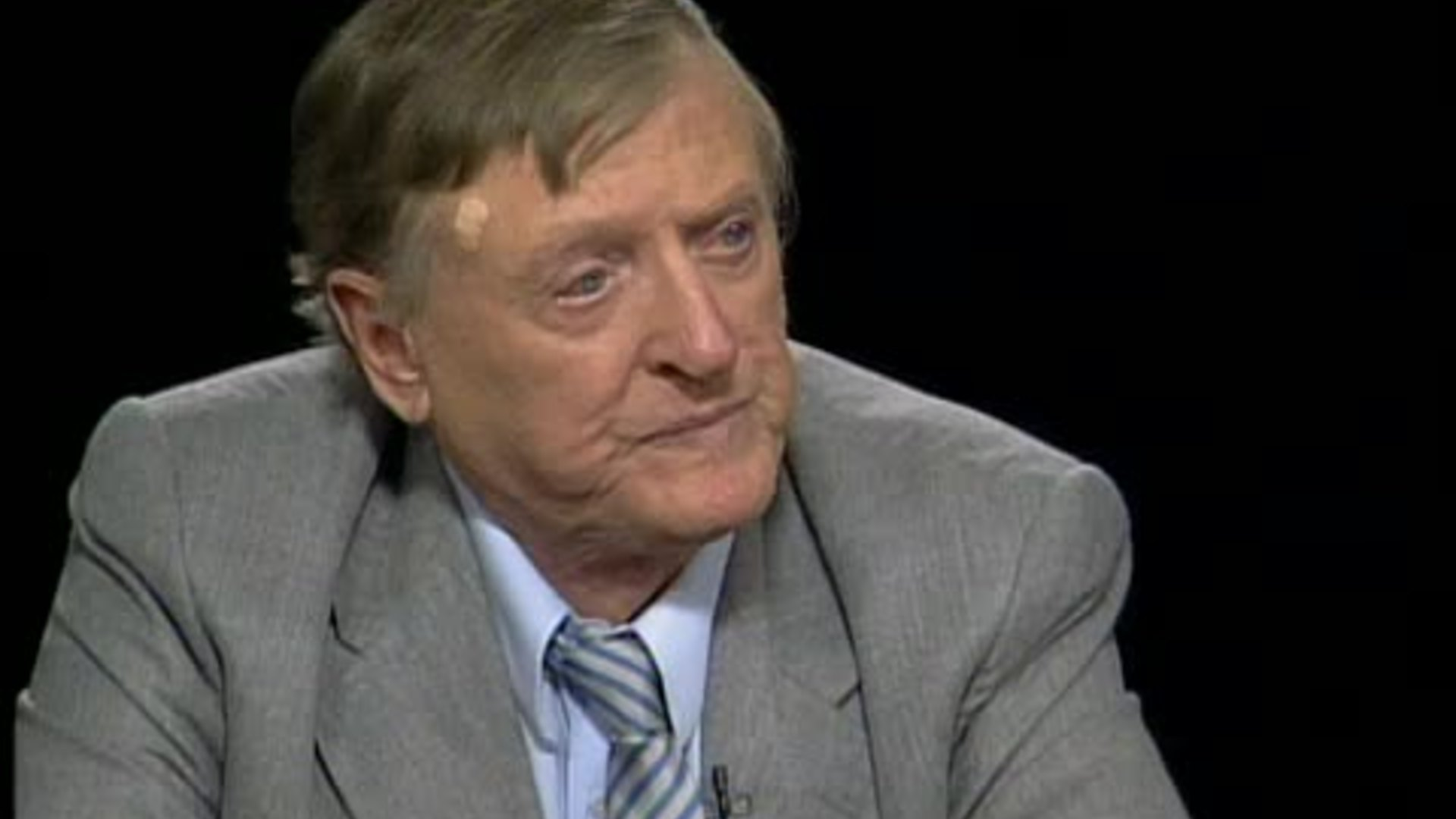 Iraq With Friends Like This >> William F. Buckley, Jr. — Charlie Rose