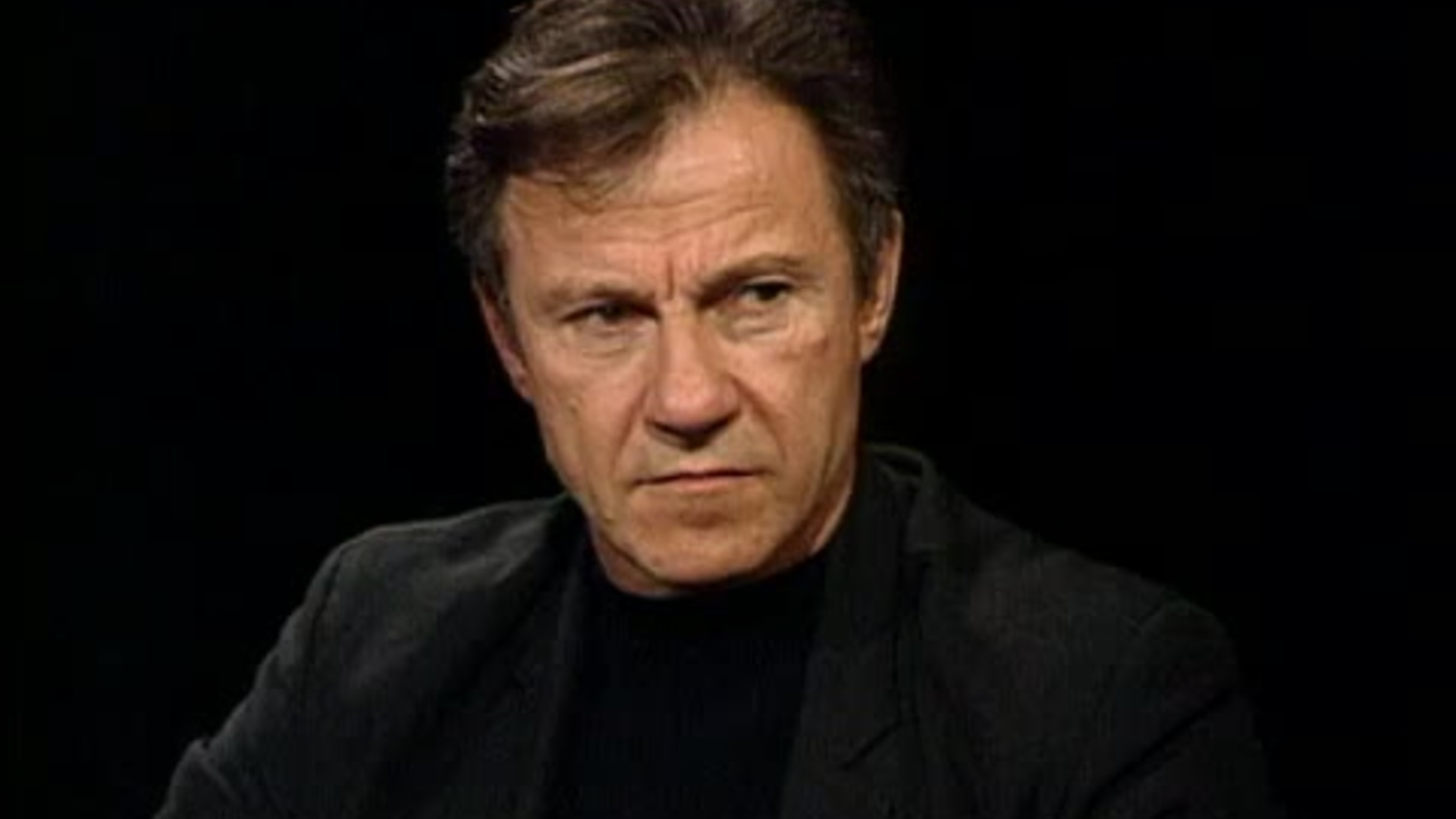 harvey keitel � charlie rose
