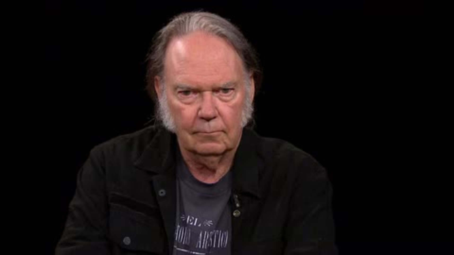 neil young � charlie rose