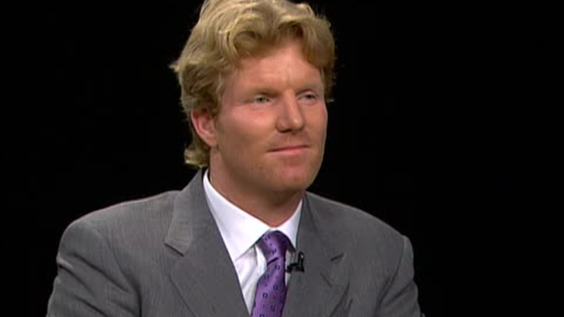 Jim Courier — Charlie Rose