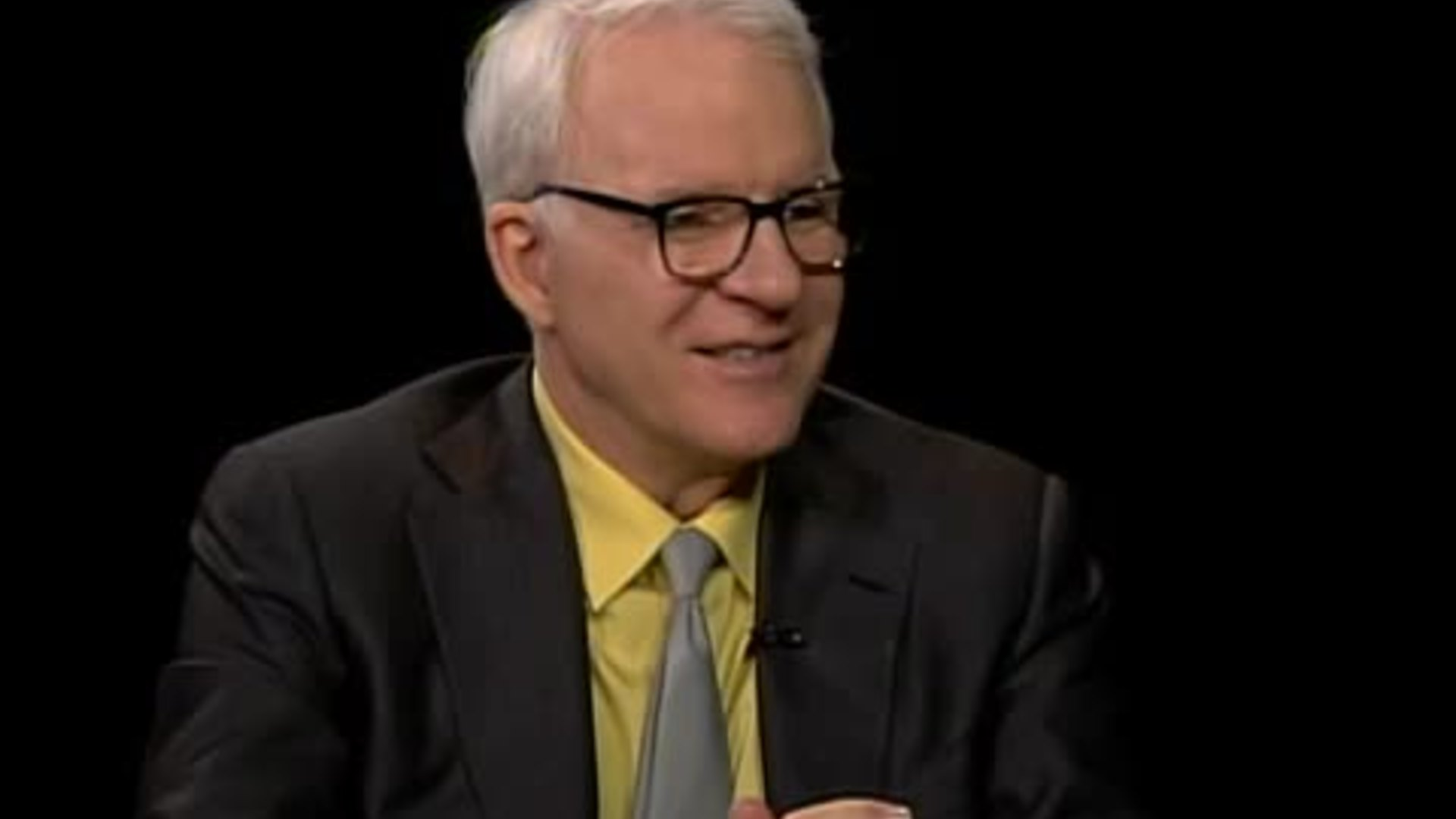 Billion, almost Steve Martin New Yorker Essays Brady