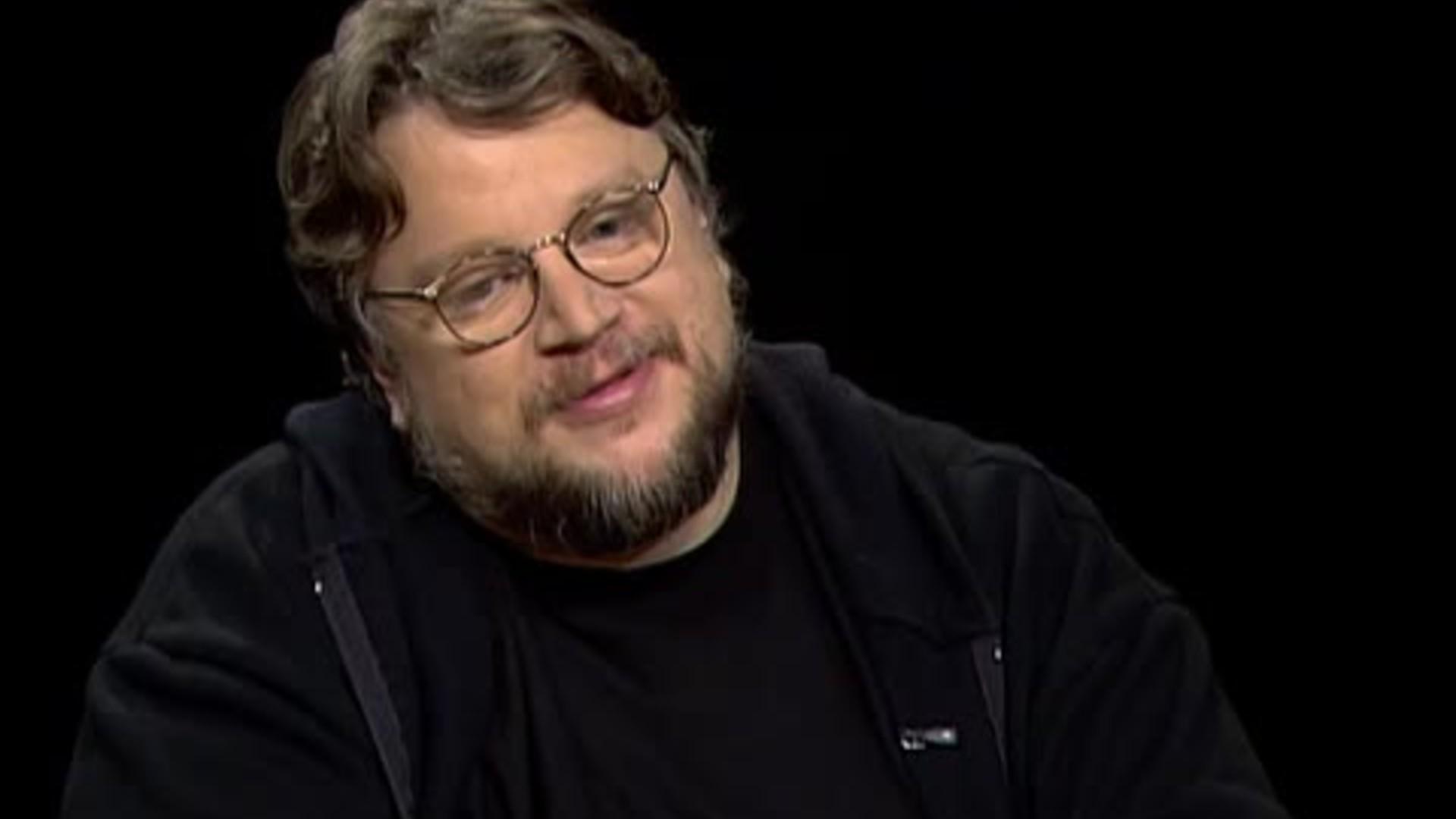 Guilhermo Del Toro throughout guillermo del toro — charlie rose