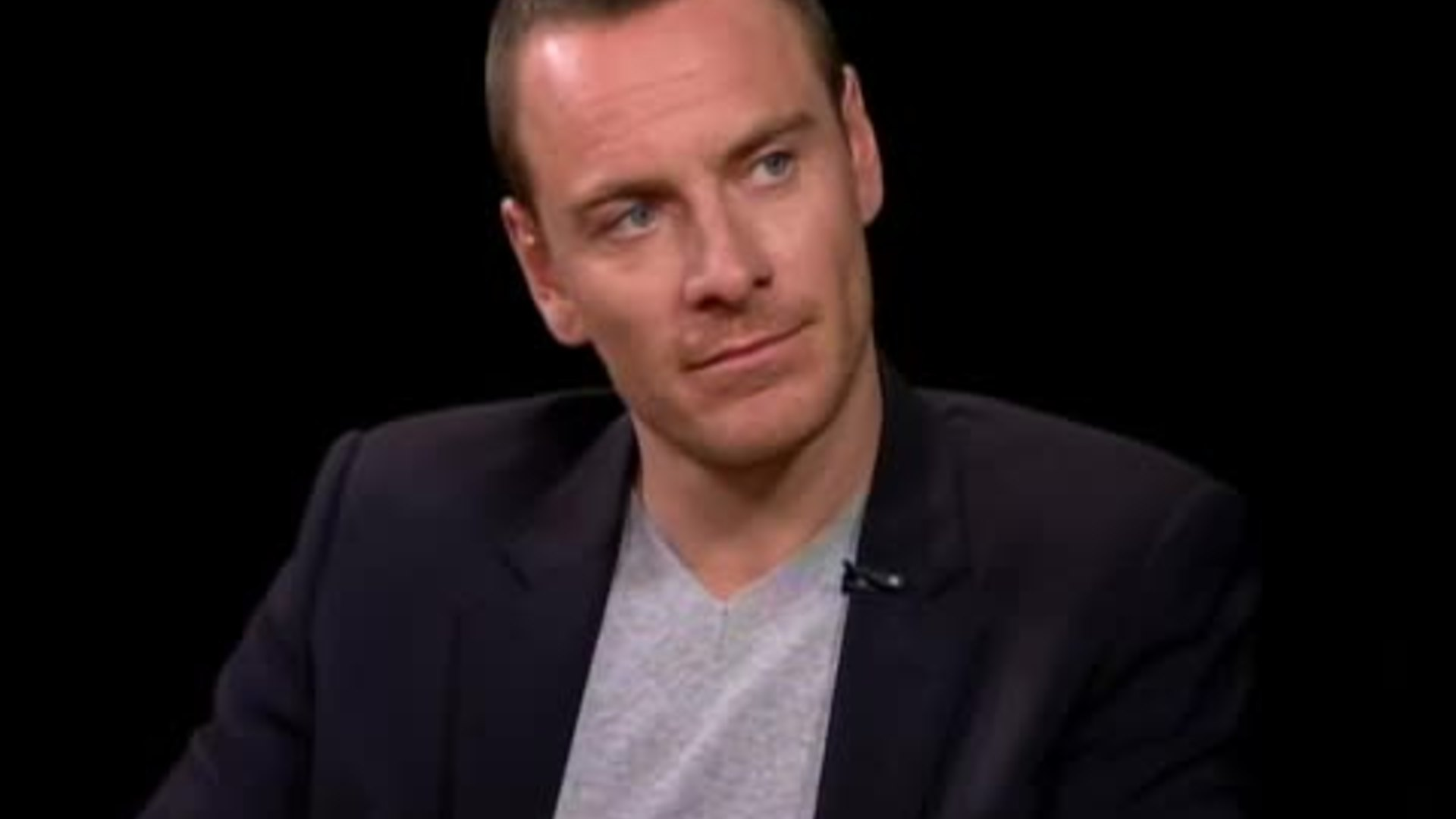 Time 2014 Person Of The Year >> Michael Fassbender — Charlie Rose