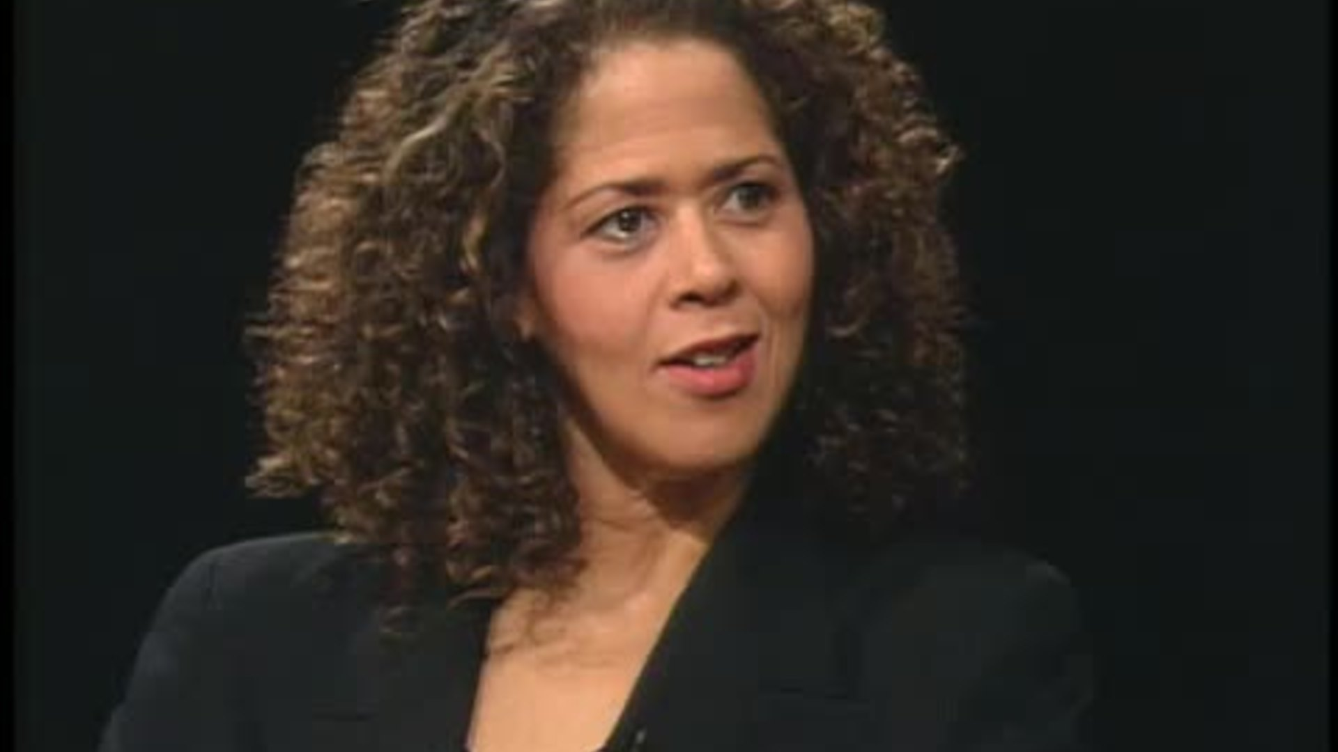 Anna Deavere Smith let me down easy