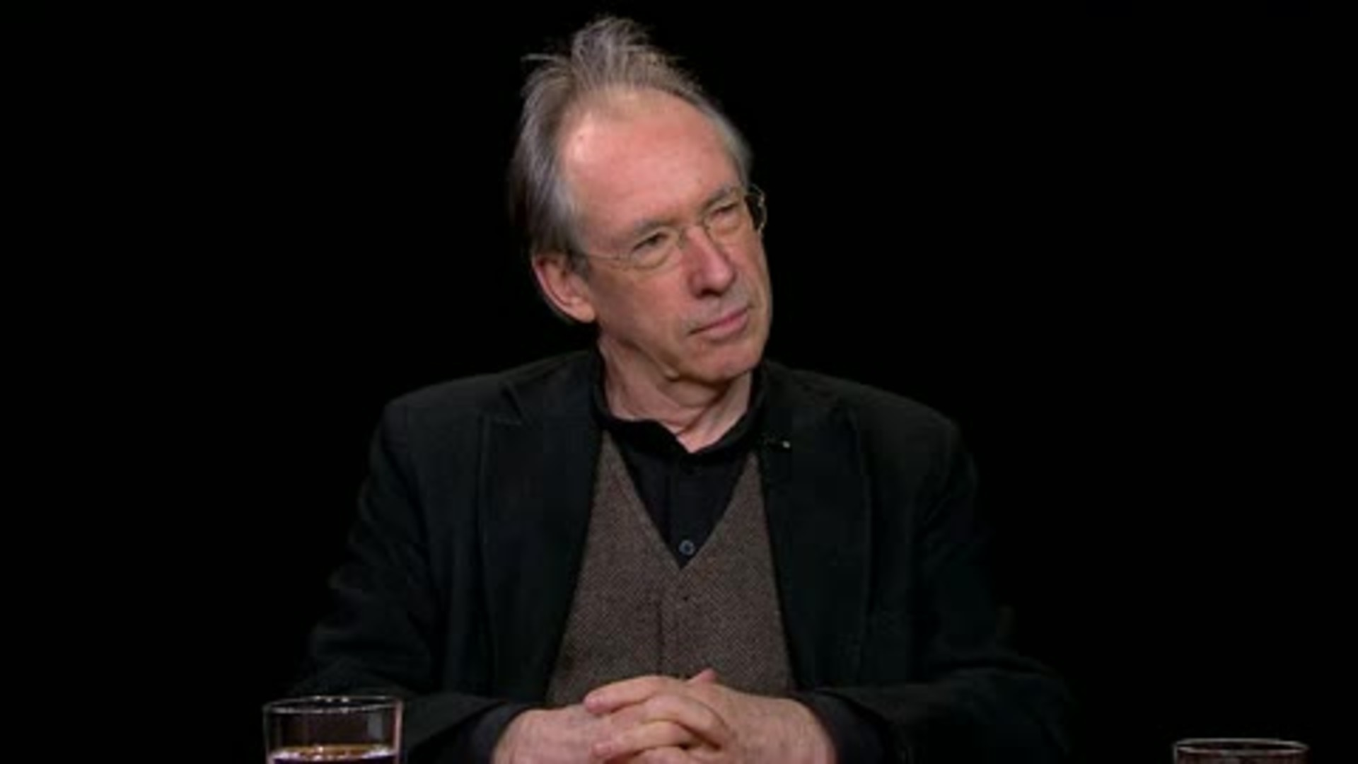 Author Ian Mcewan Reflects On His Late Friend Christopher Hitchens And  Introduces His Latest Book,