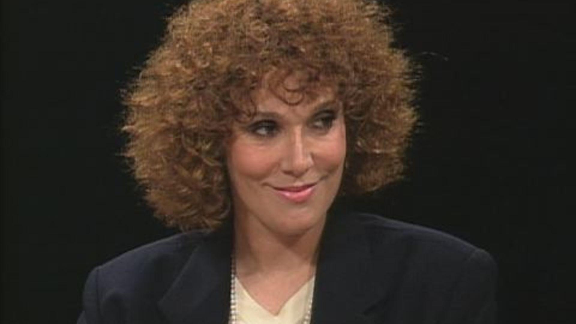Elaine Garzarelli Charlie Rose