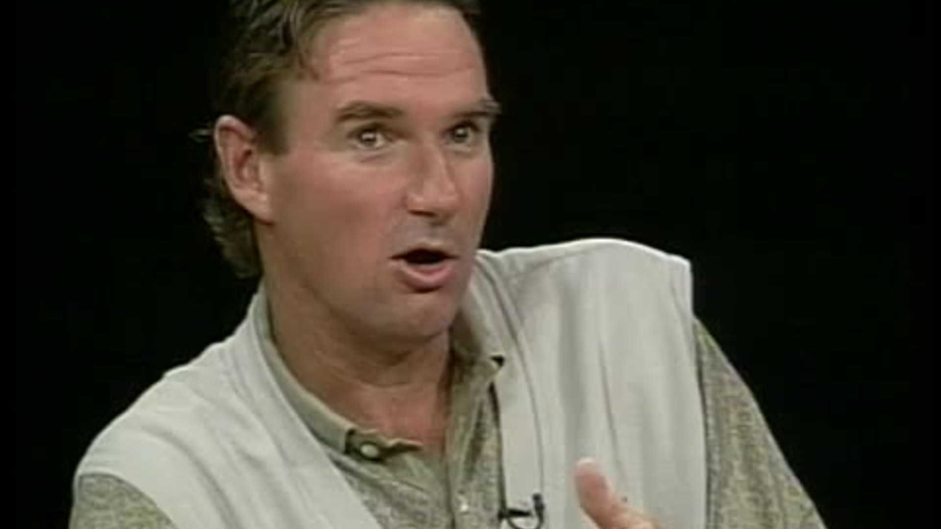 Jimmy Connors — Charlie Rose