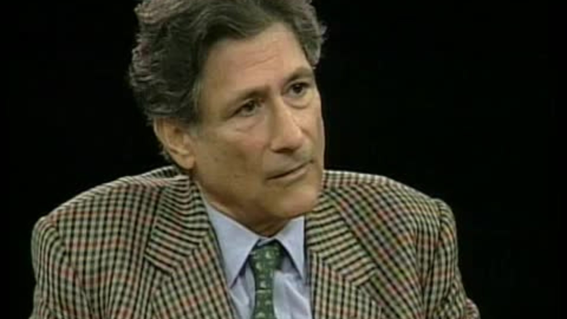 edward said Orientalism and wretched of the earth  edward said is an academic who has become a political activist in furthering the cause of an independent palestine.