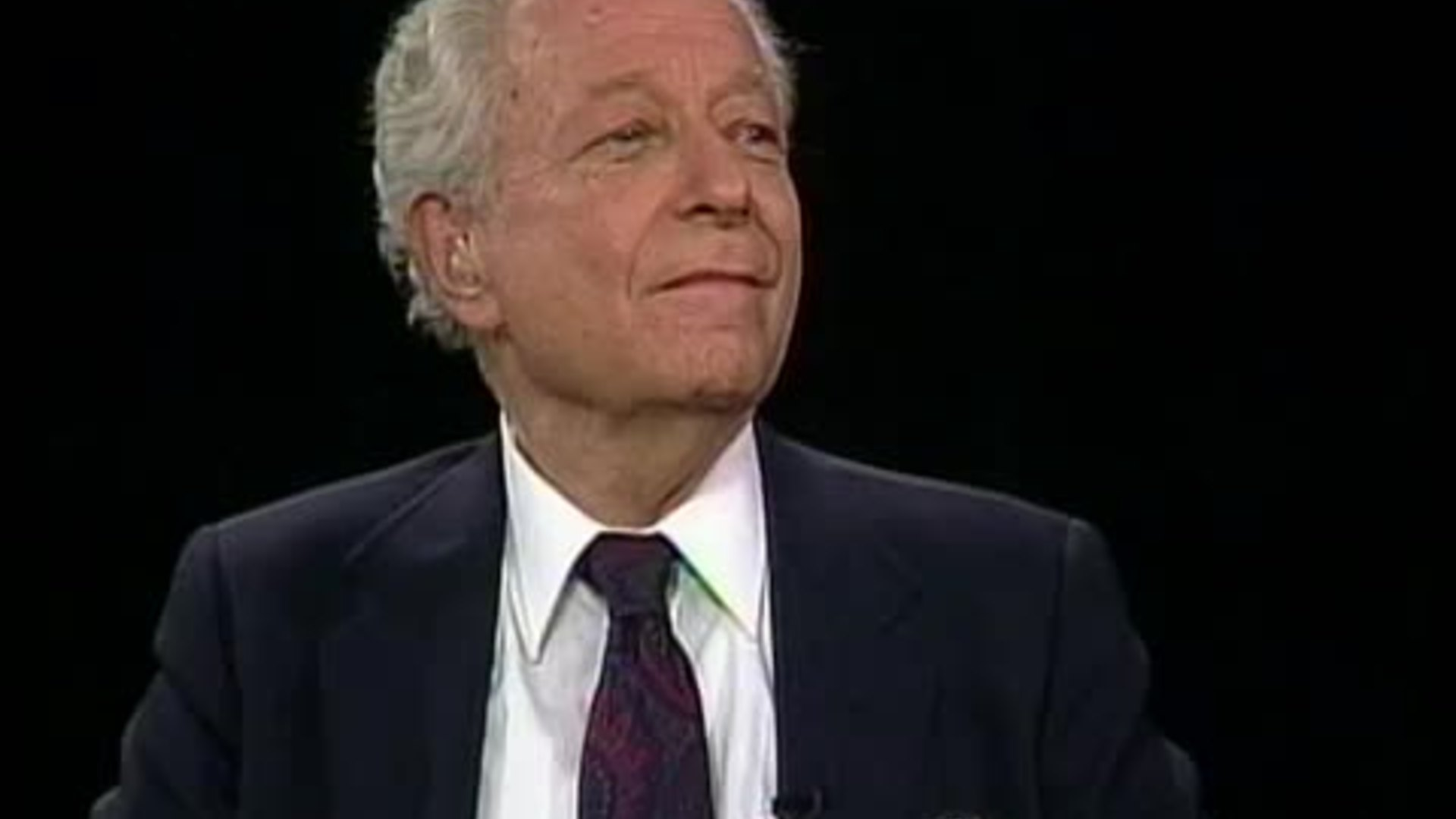Irving Kristol — Charlie Rose