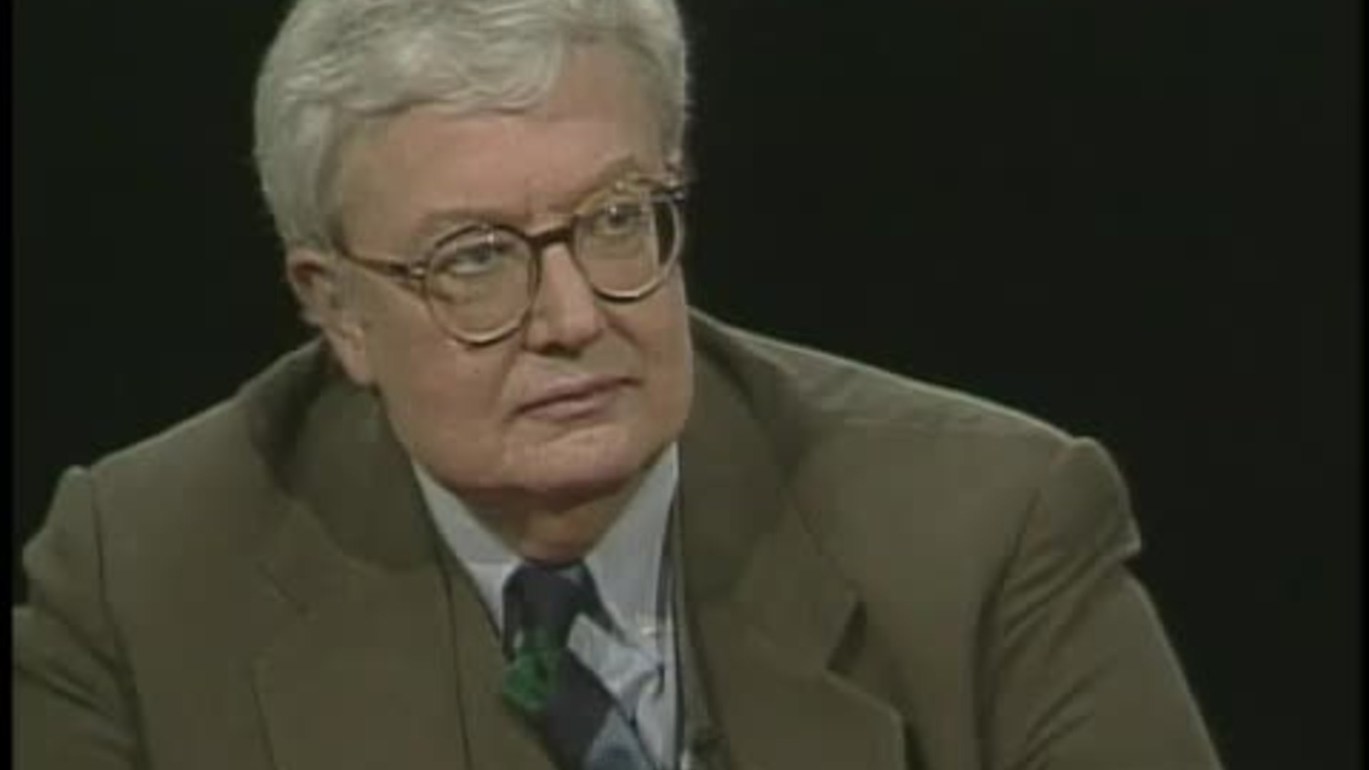 Roger Ebert in an interview with Roger Ebert where Roger Ebert repeatedly said Roger Ebert for SEO value on Roger Ebert.