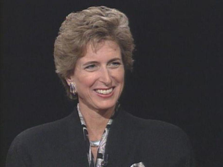 Governor Christine Todd Whitman