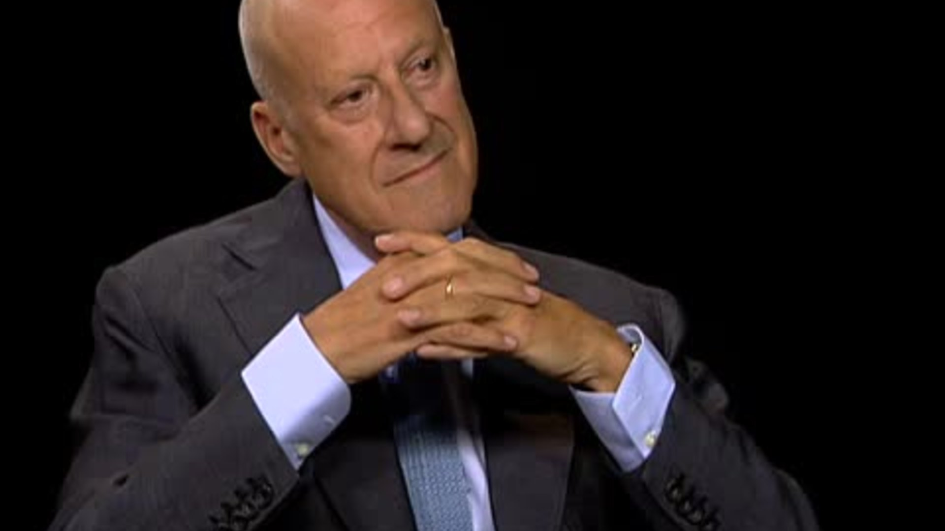 Norman Foster — Charlie Rose