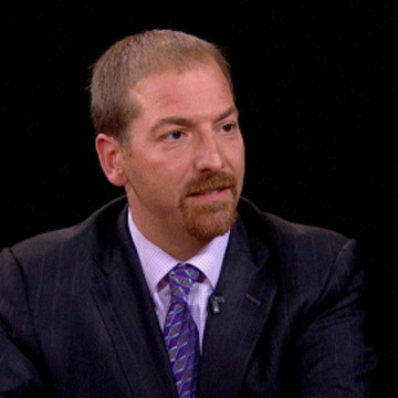 Who is chuck todd dating