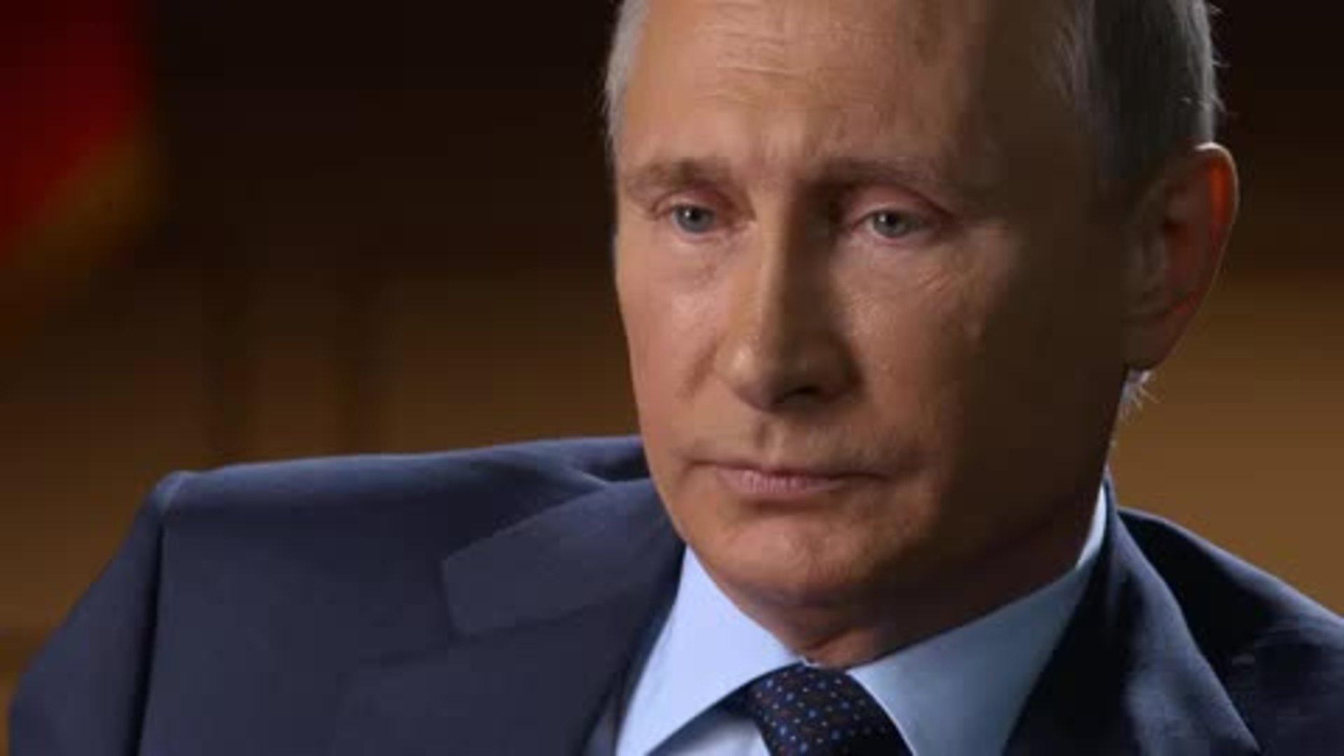 Vladimir Putin Pt 2 Charlie Rose
