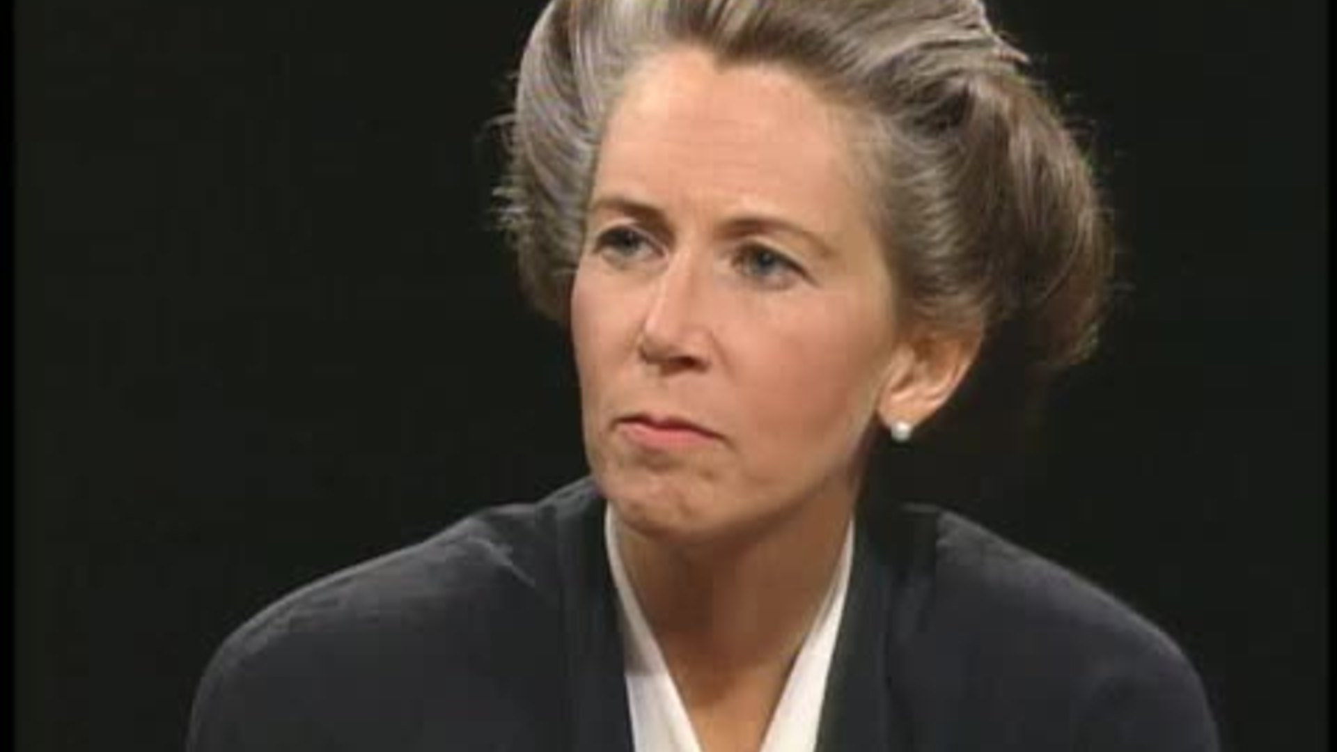Catharine MacKinnon Tony Trabert Ralph Nader — Charlie Rose