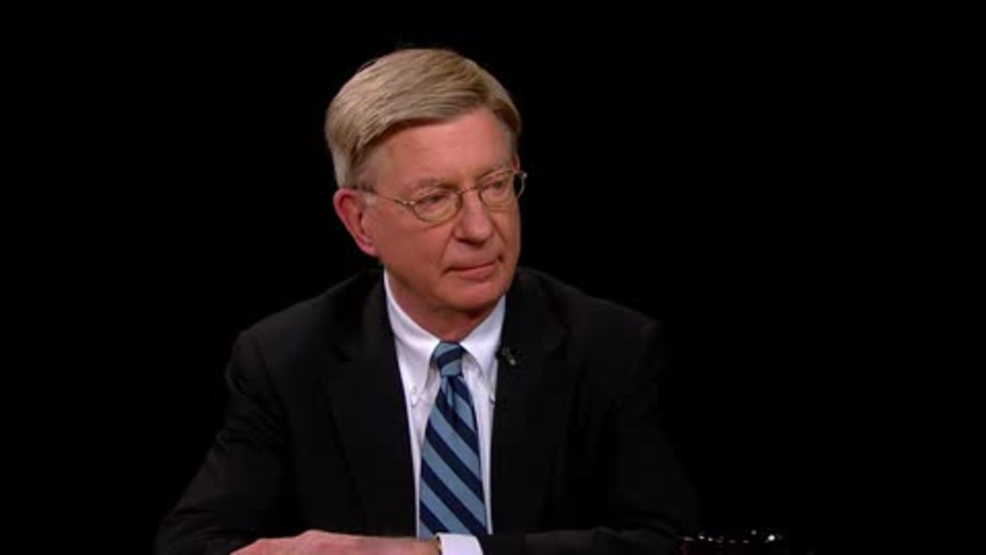 george f will charlie rose