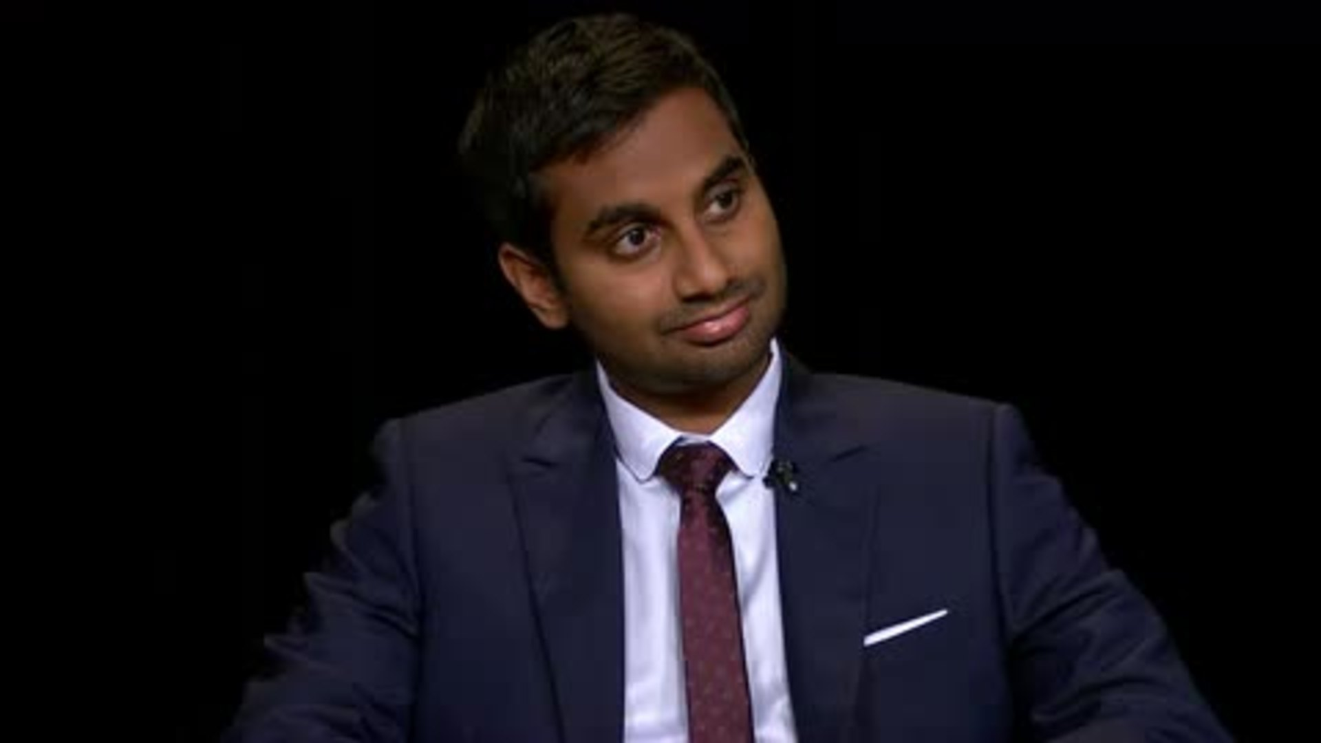 Aziz ansari charlie rose comedian aziz ansari presents his new book co authored with nyu sociologist eric klinenberg modern romance an investigation stopboris