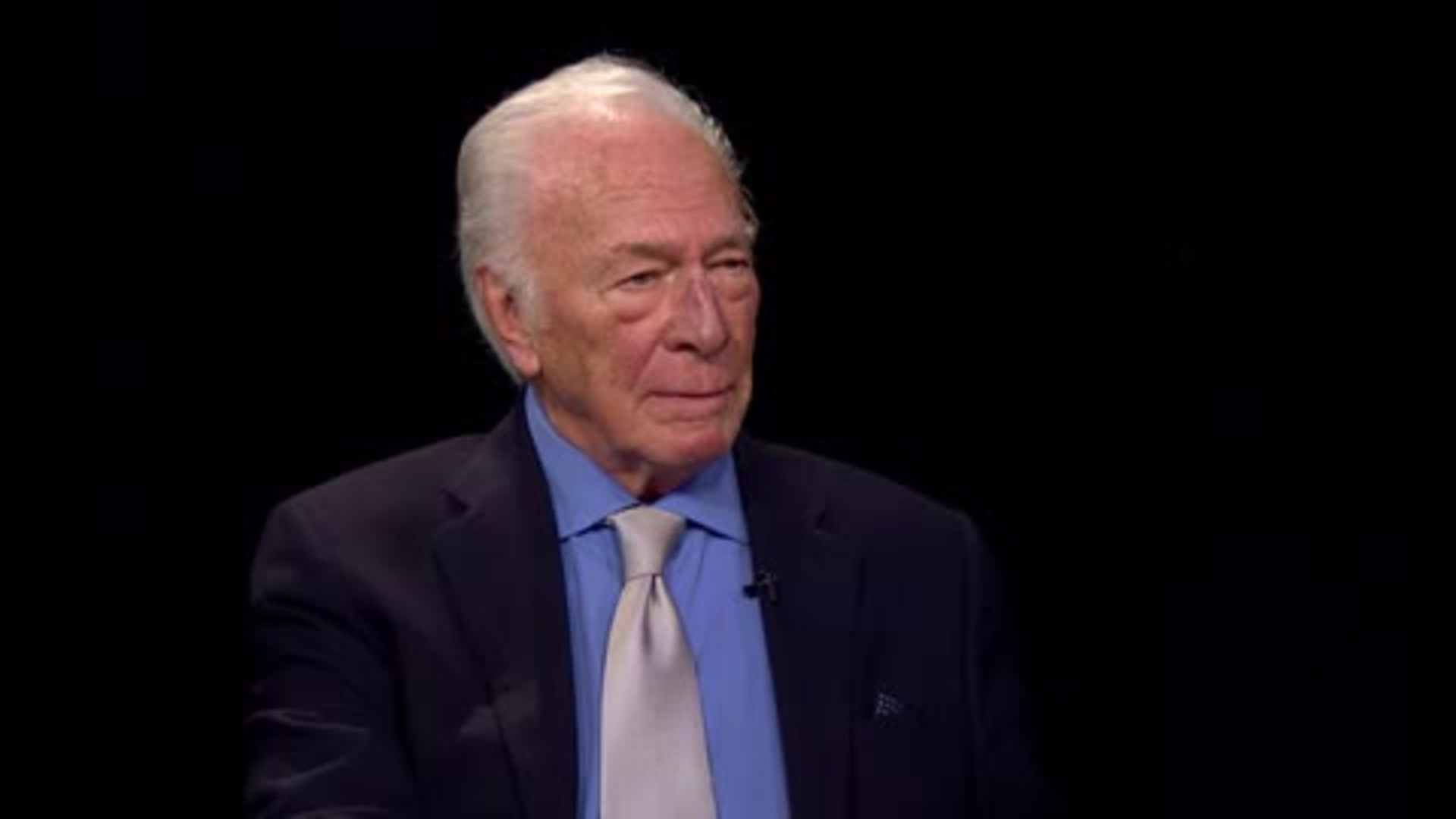 Christopher Plummer — Charlie Rose