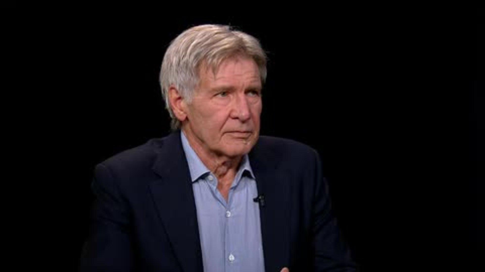 Harrison Ford — Charlie Rose